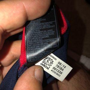 adidas Shirts - ADIDAS #42 NENE WASHINGTON WIZARD JERSEY!